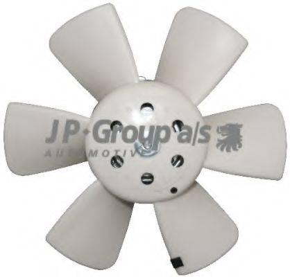 JP GROUP 1199100300 Электродвигатель вентилятора радиатора