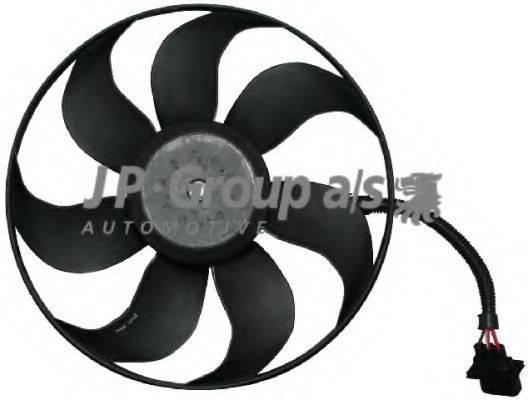 JP GROUP 1199101500 Электродвигатель вентилятора радиатора