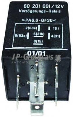 JP GROUP 1299200300 Реле, интервал включения стеклоочистителя