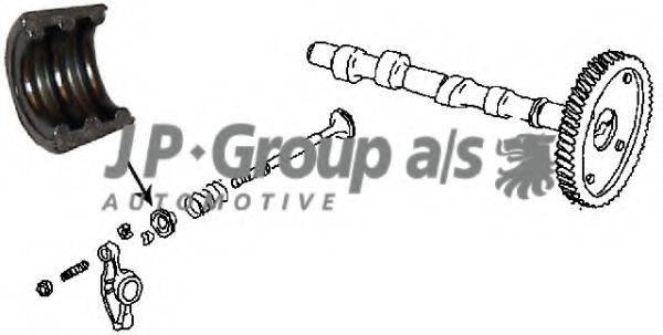 JP GROUP 8111350406 Сухарь клапана