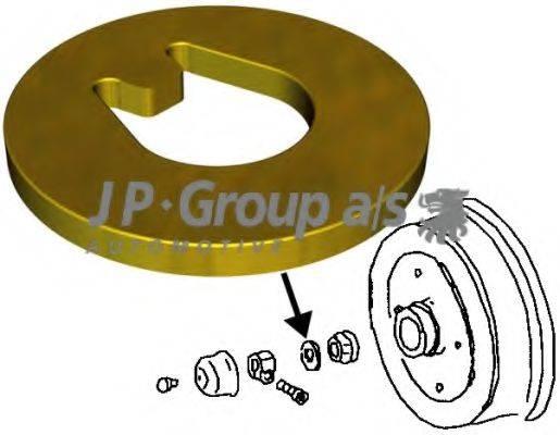 JP GROUP 8141200900 Подвеска, корпус колесного подшипника