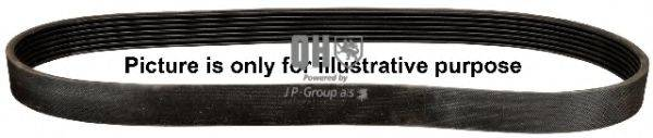 JP GROUP 1118100300 Поликлиновой ремень