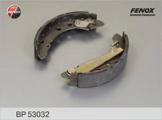 FENOX BP53032 Тормозные колодки барабанные