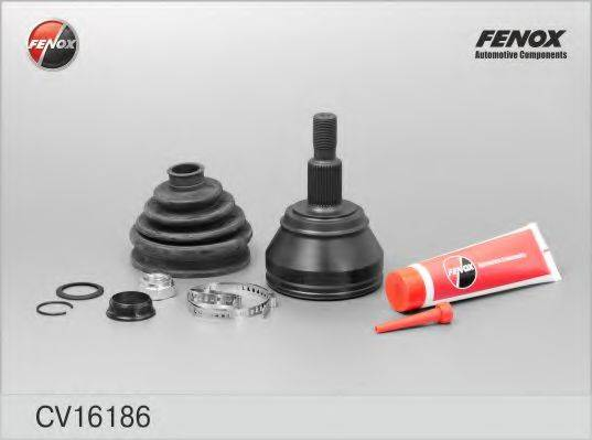 FENOX CV16186 ШРУС с пыльником