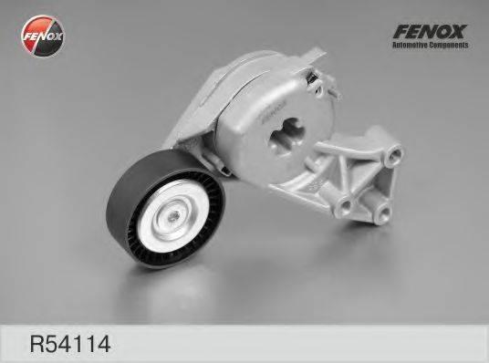 FENOX R54114 Натяжитель ремня, клиновой зубча