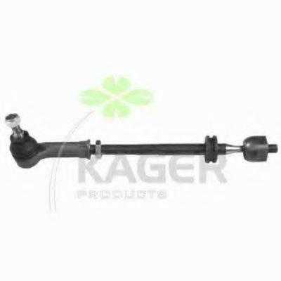 KAGER 410534 Поперечная рулевая тяга