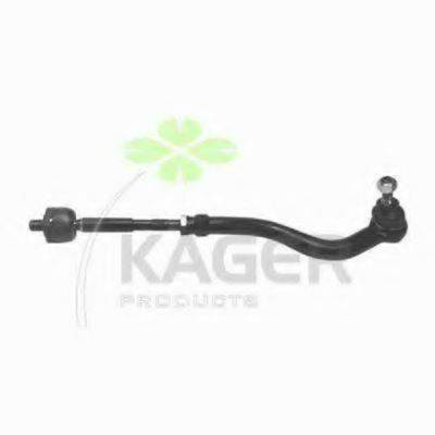 KAGER 410648 Поперечная рулевая тяга