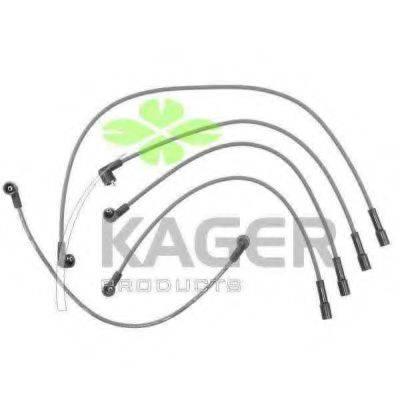 KAGER 640178 Комплект проводов зажигания