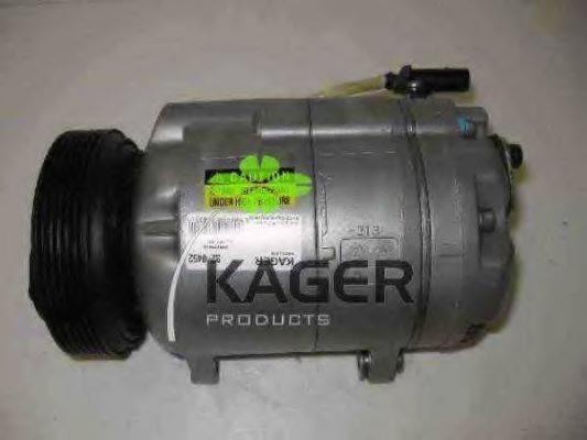 KAGER 920452 Компрессор кондиционера
