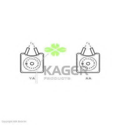 KAGER 311231 Масляный радиатор