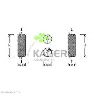 KAGER 945408 Осушитель кондиционера