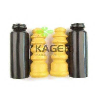 KAGER 820049 Комплект пыльника и отбойника амортизатора