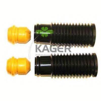 KAGER 820014 Комплект пыльника и отбойника амортизатора