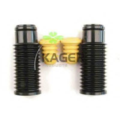 KAGER 820015 Комплект пыльника и отбойника амортизатора