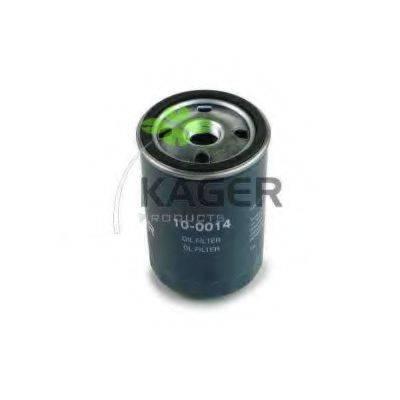 KAGER 100014 Фильтр масляный ДВС