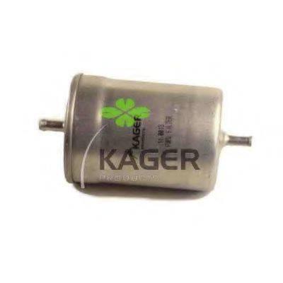KAGER 110013 Топливный фильтр
