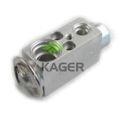 KAGER 940093 Расширительный клапан кондиционера