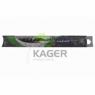 KAGER 671016 Щетка стеклоочистителя