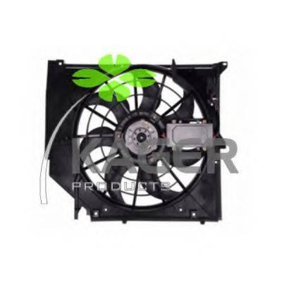 KAGER 322034 Вентилятор системы охлаждения двигателя