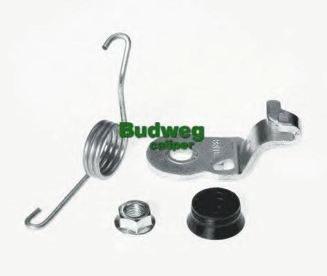 KAWE 2099365 Ремкомплект, вал стояночный тормозной (тормозной суппорт)