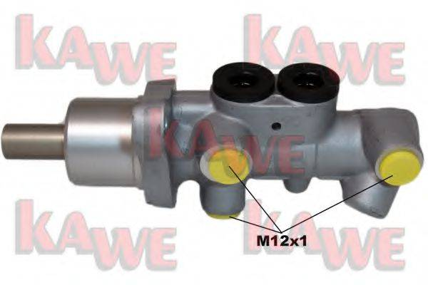 KAWE B1696 Главный тормозной цилиндр