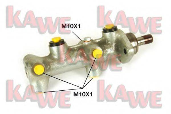 KAWE B1801 Главный тормозной цилиндр