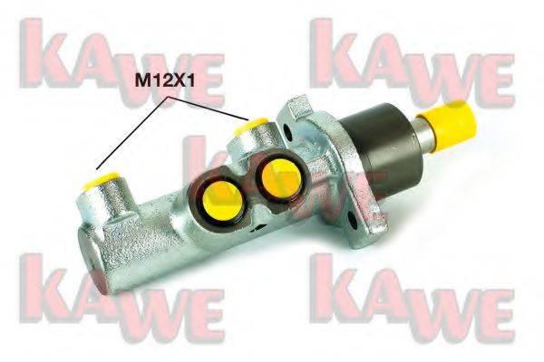 KAWE B1915 Главный тормозной цилиндр