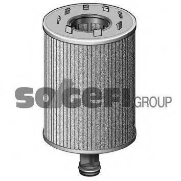 P.B.R. AC8043 Фильтр масляный ДВС