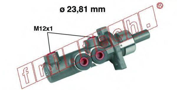 FRI.TECH. PF234 Главный тормозной цилиндр