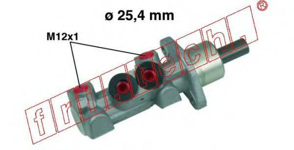 FRI.TECH. PF541 Главный тормозной цилиндр