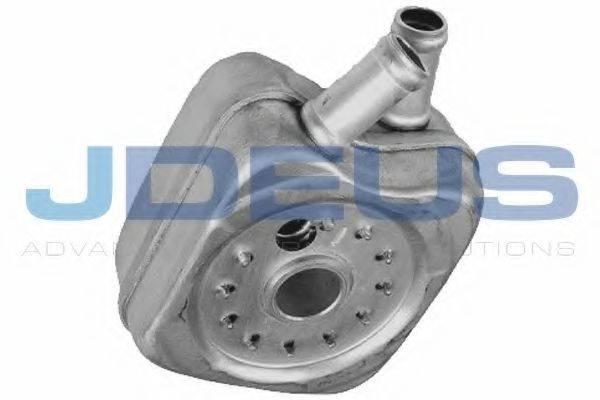 JDEUS 430M37 Масляный радиатор