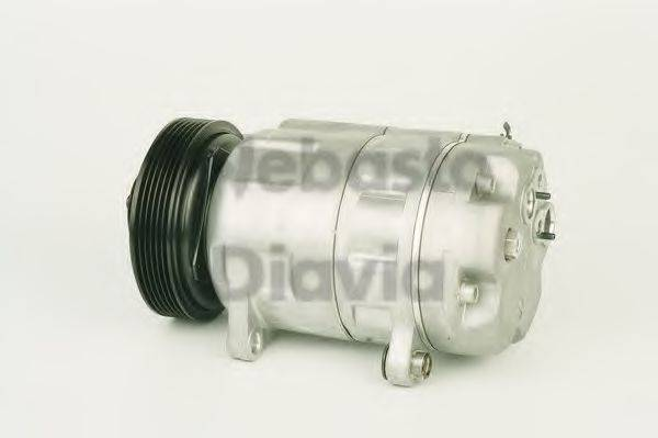 WEBASTO 82D0156034MA Компрессор кондиционера