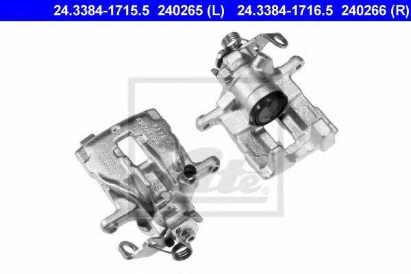 ATE 24338417155 Тормозной суппорт