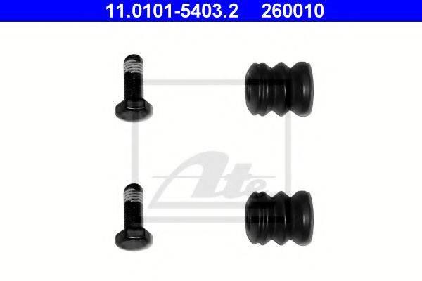 ATE 11010154032 Комплект направляющей гильзы