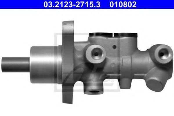 ATE 03212327153 Главный тормозной цилиндр