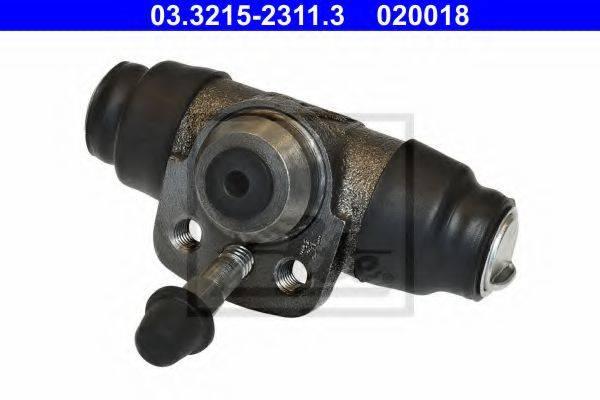 ATE 03321523113 Колесный тормозной цилиндр