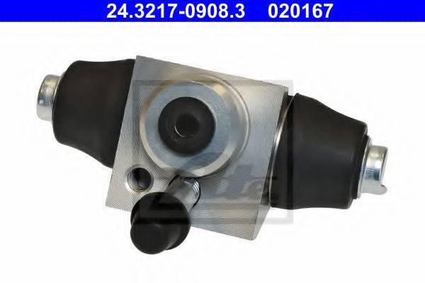 ATE 24321709083 Колесный тормозной цилиндр