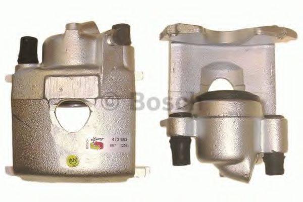 BOSCH 0986473663 Тормозной суппорт