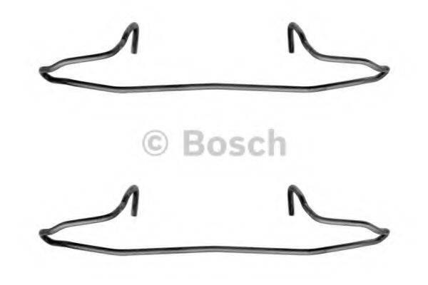 BOSCH 1987474175 Комплектующие, колодки дискового тормоза