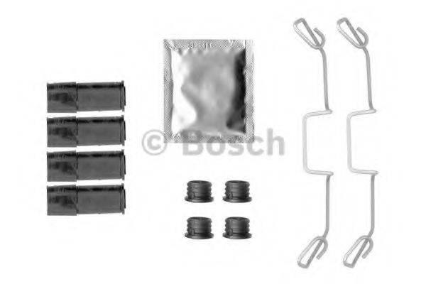 BOSCH 1987474483 Комплектующие, колодки дискового тормоза