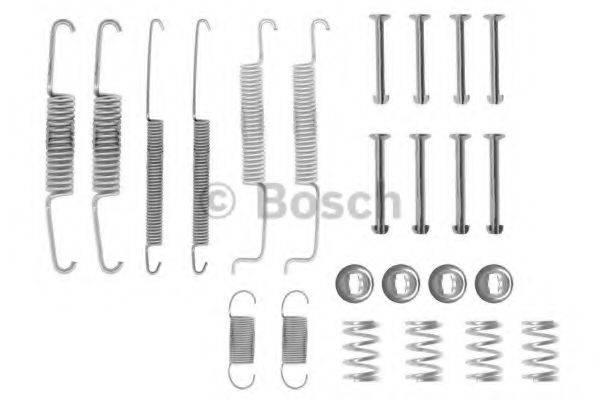 BOSCH 1987475002 Комплектующие, тормозная колодка