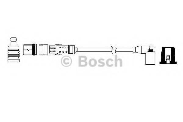 BOSCH 0986357729 Провод зажигания