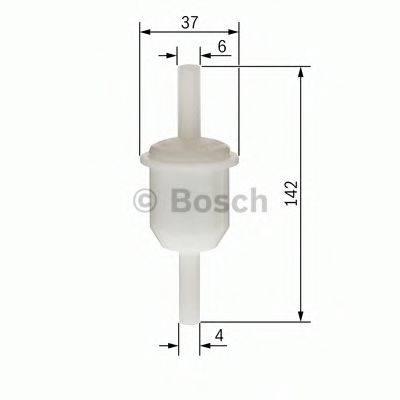 BOSCH 0450904149 Топливный фильтр