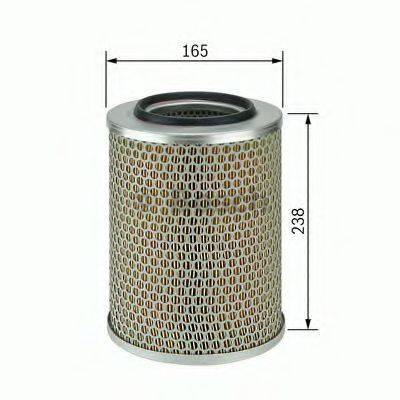 BOSCH 1457429944 Воздушный фильтр