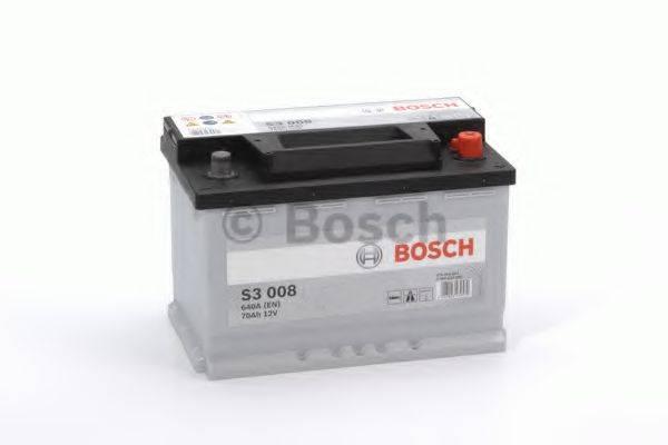 BOSCH 0092S30080 Аккумулятор автомобильный (АКБ)