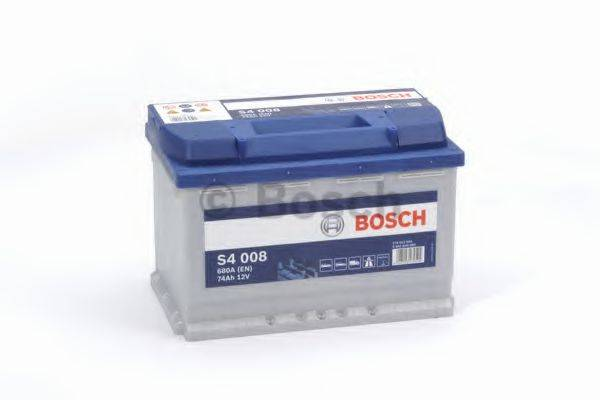 BOSCH 0092S40080 Аккумулятор автомобильный (АКБ)