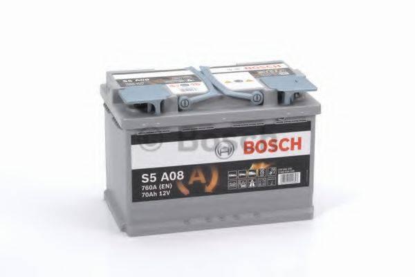 BOSCH 0092S5A080 Аккумулятор автомобильный (АКБ)