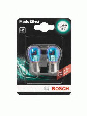 BOSCH 1987301025 Лампа накаливания, фонарь указателя поворота