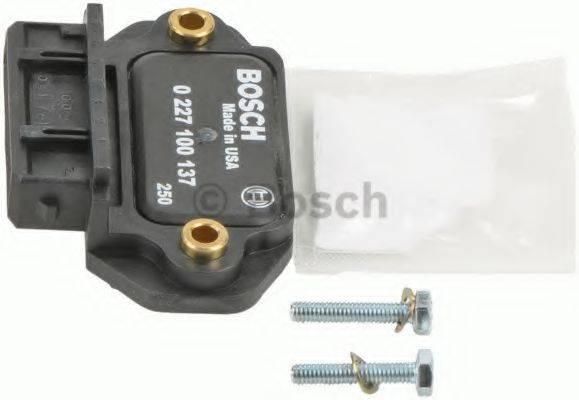 BOSCH 0227100137 Коммутатор системы зажигания