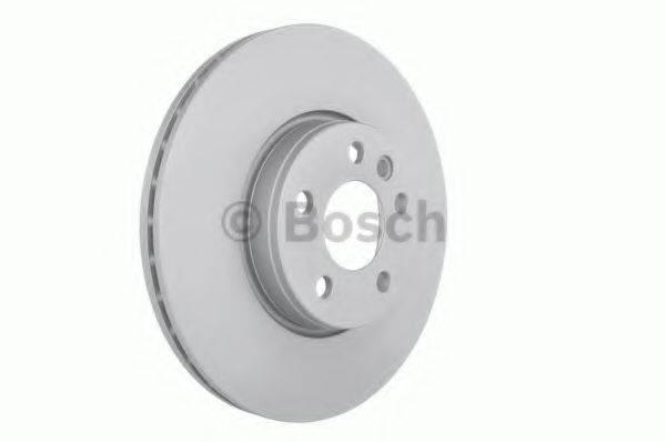 BOSCH 0986478296 Тормозной диск